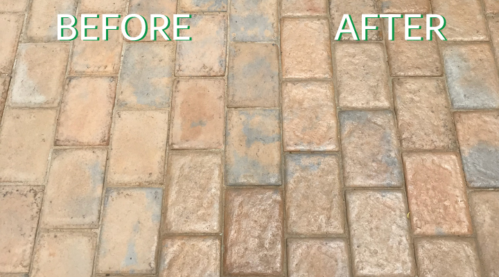 Resiecco before and after