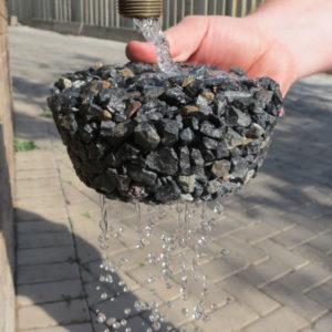 Gravel and Stone Binder Romex Deko