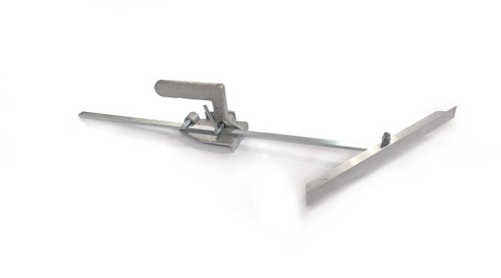 Measuring and marking tool for paving cutting and installation